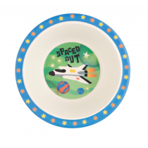 Hatley - Bamboo Bowl - Space Cadet