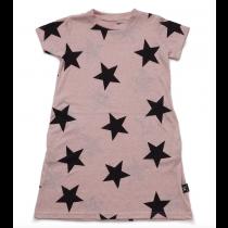 nununu - STAR A DRESS - powder pink