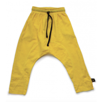 nununu - LIGHT DYED BEACH PANTS - dusty yellow