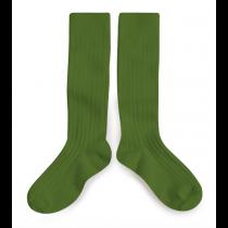 Collegien Socks - Knee High - Pois Gourmand