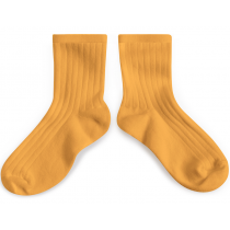 Collegien Ankle Socks - Miel Dore