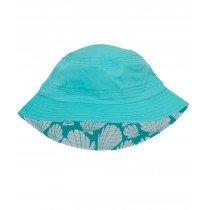 Hatley - Aqua Sun Hat - Hidden Shells