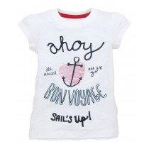Hatley - Girls Bon Voyage Tee Shirt