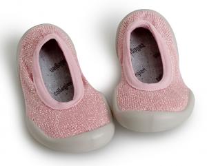 Collegien Slippers - Ballerina Rose Quartz