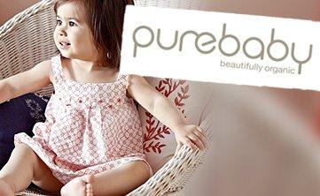 Purebaby - 100% Organic