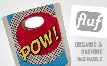 fluf organic lunch bags