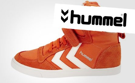 hummel junior trainers