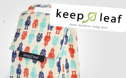 keep leaf organic lunch bags