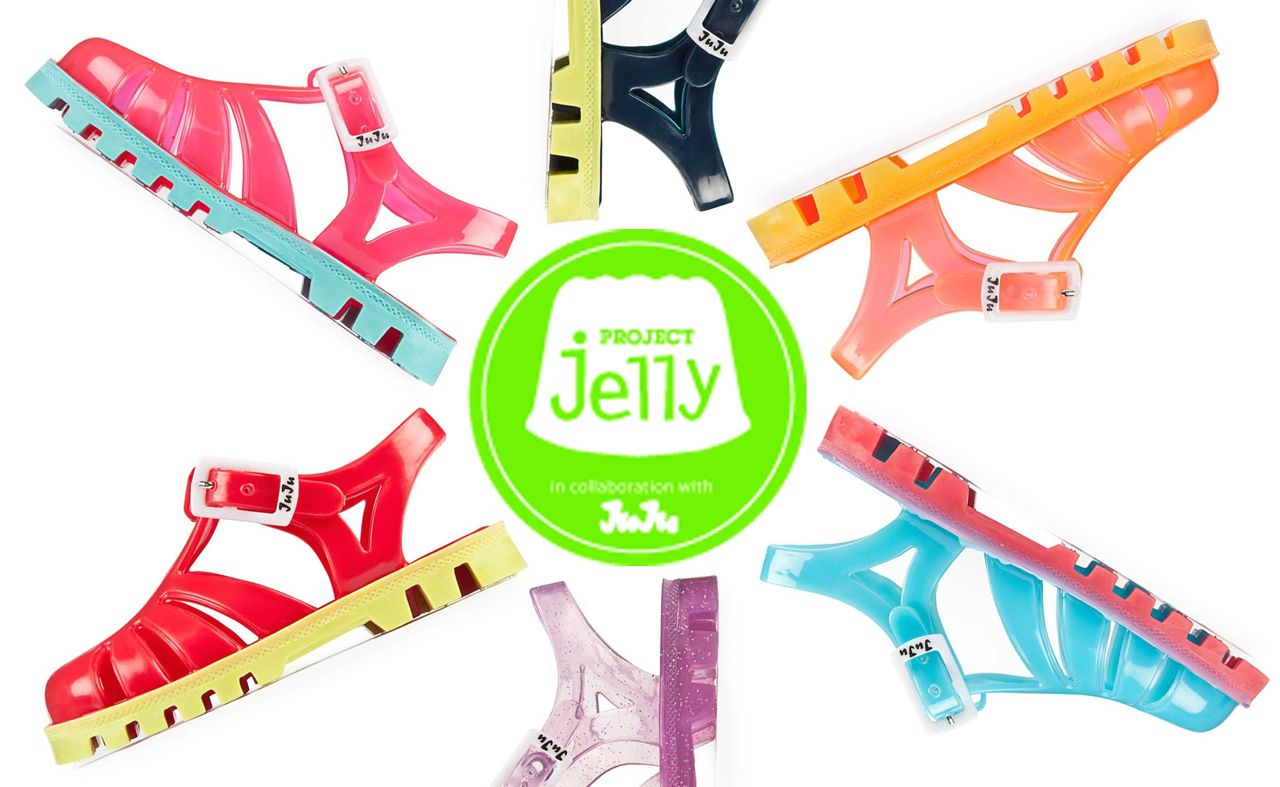 Project Jelly - Made in the UK