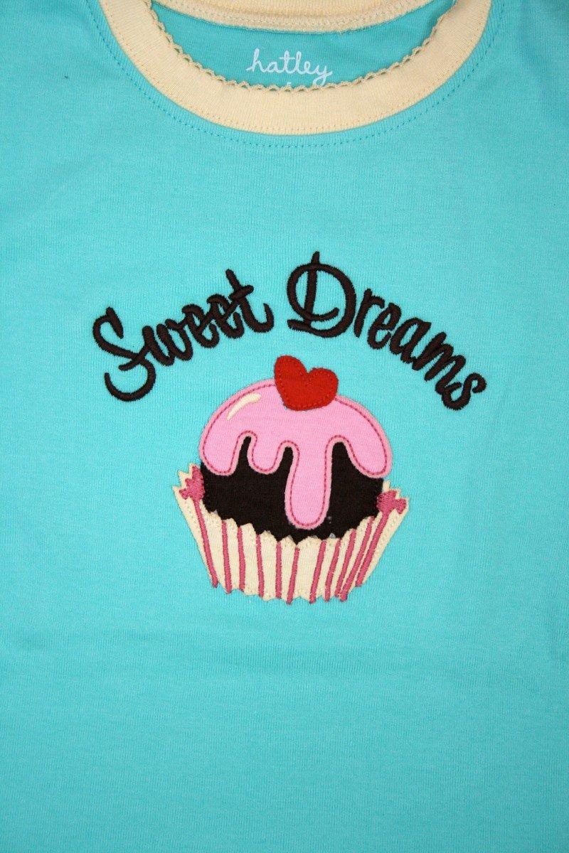 e2eb0eae4 More Views. Hatley - Girls Candy Sweet Dreams Short Sleeve PJ Set