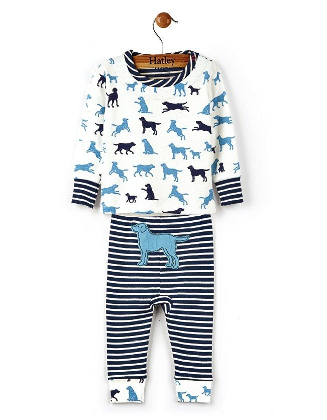 Infant Hatley Pyjamas - Puppy Play
