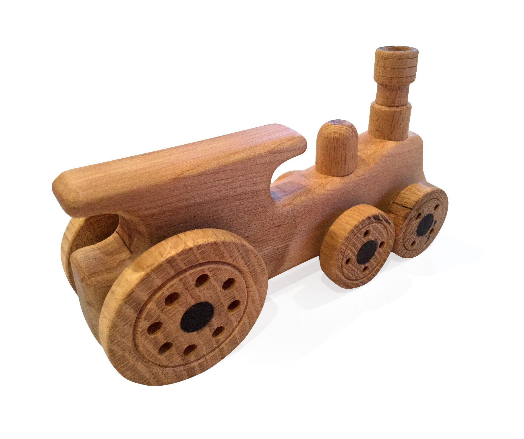 Toft Workshop - Steam Locomotive - Hand Made Wooden Gift