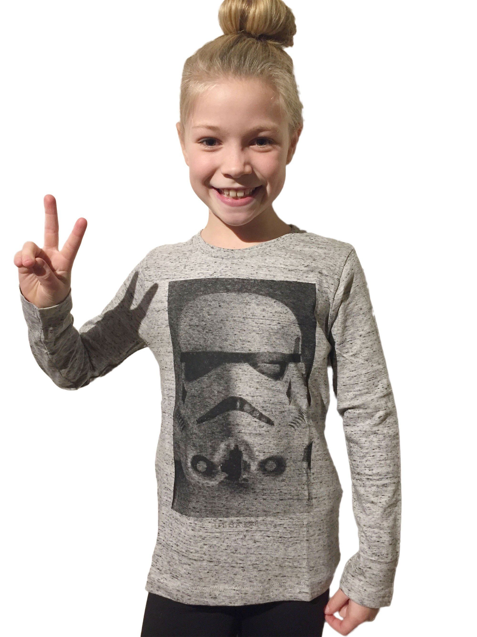Little Eleven Paris - STORM TROOPER - Long Sleeve Tee