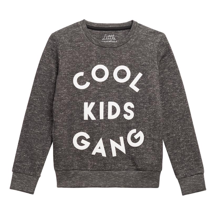 Little Eleven Paris - COOL KIDS - Sweatshirt
