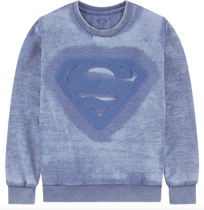Little Eleven Paris - SUPERMAN - Sweatshirt