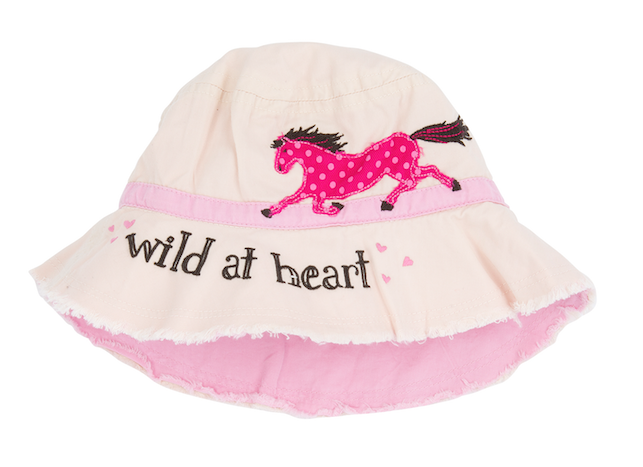 Hatley Sun Hat - Wild at Heart