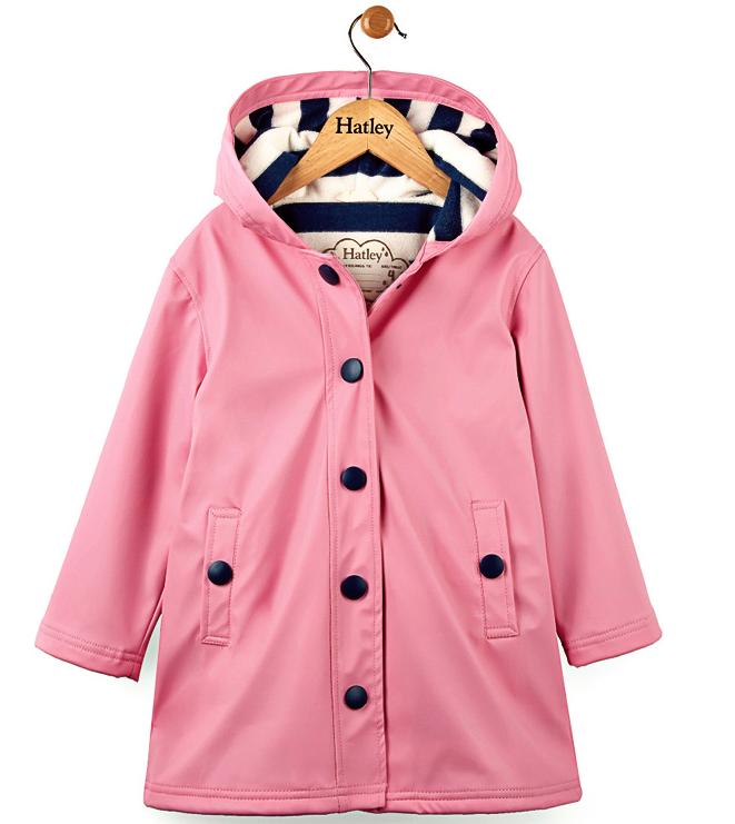 d0132641a Girls Hatley Raincoat