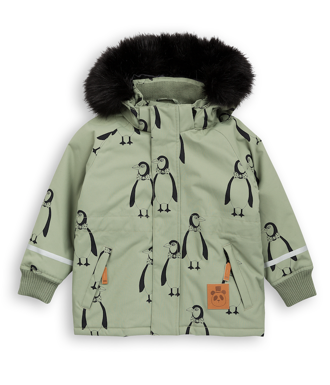 d92beb7ce mini rodini - PENGUIN PARKA - K2 Winter Parka