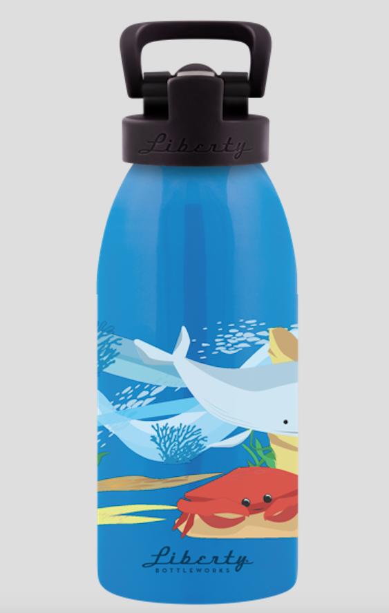 Liberty Bottleworks - THE BIG BLUE - 450ml