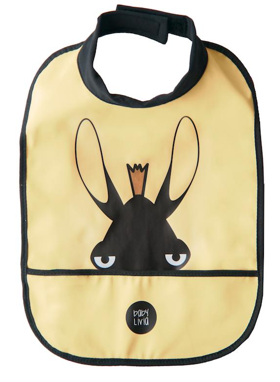Baby Livia - Elvis the Moose - Yellow