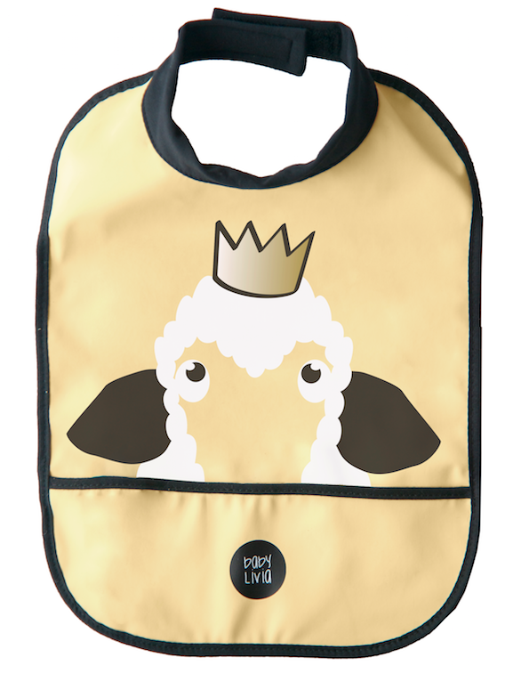 Baby Livia - Sonja the Sheep - Yellow