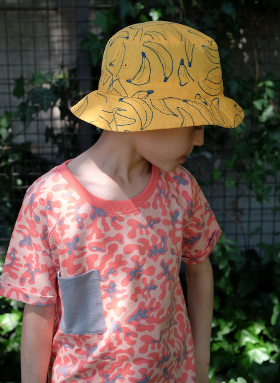 indikidual - BANANA - Bucket Hat