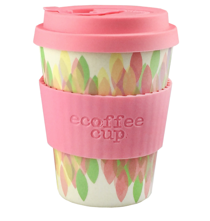 Ecoffee Cup - SAKURA PINK - 340ml