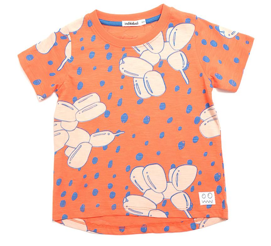 indikidual   bark tee shirt   organic