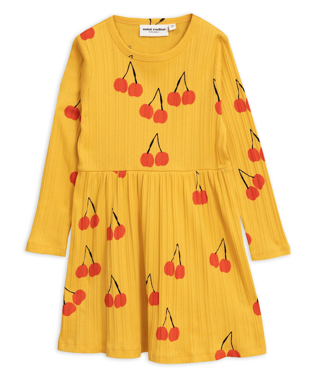 Mini Rodini | Cherry Dress