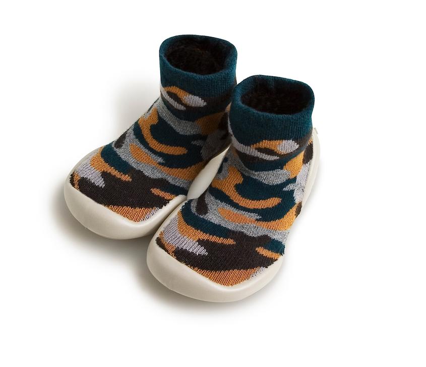 Collegien Slippers | Camouflage