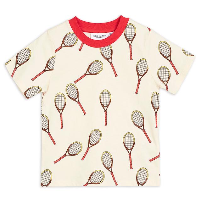 Mini Rodini Tee Shirt | Tennis