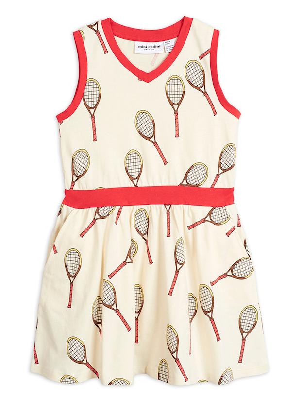 Mini Rodini Tank Dress | Tennis