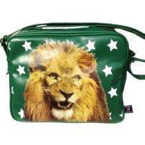 De Kunstboer School Bags - Lion - Shoulder Bag