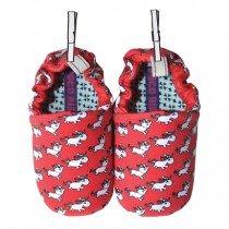 poco nido - Pull on Baby Shoes - Unicorn