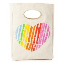 FLUF - Organic Lunch Bag - Love You