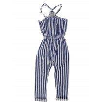 kidscase - Scott ORGANIC Summer Suit - Blue