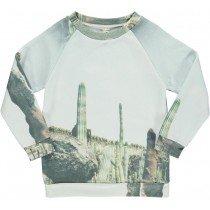 Popupshop - Sweatshirt - Cactus Print