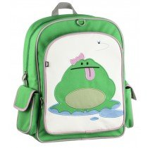 Beatrix New York - Big KId Back Pack - Katarina Frog