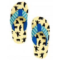 Hatley Beach - Flip Flop - Blue Bears