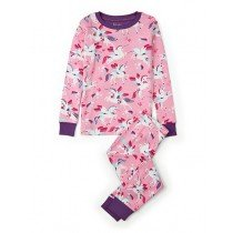 Girls Hatley Pyjamas - Winged Unicorns