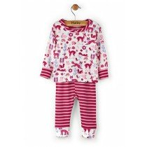 Infant Hatley Pyjamas - Woodland Tea Party