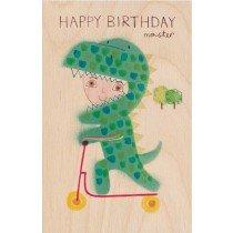 SKiN&BLiSS Gift Cards - DINO BOY