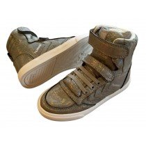 Hummel Trainers - Stadil Exotic High Tops - Grey