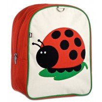 Beatrix New York - Little KId Back Pack - Juju the Ladybug