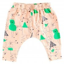nadadelazos - Baby Organic Pants - Mir O
