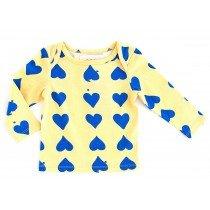 nadadelazos - Baby Organic Long Sleeve Tee - Pop Hearts