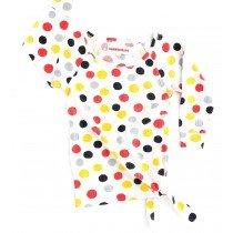 nadadelazos - Girls Dress - Watercolour Dots