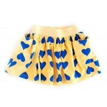 nadadelazos - Girls Skirt - Pop Hearts
