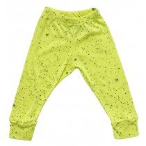 NUNUNU - Sprinkle Leggings in Neon Yellow