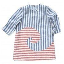 Sardina Baby - Summer Dress - Van Gogh